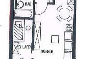 1.5 Zimmer Wohnung in Mühldorf am Inn (Kreis)