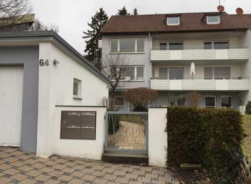 Erstbezug nach Sanierung mit EBK und Balkon: stilvolle 4-Zimmer-Wohnung in Stuttgart