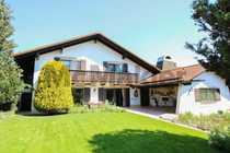 Exklusives Einfamilienhaus im Landhaus-Stil mit