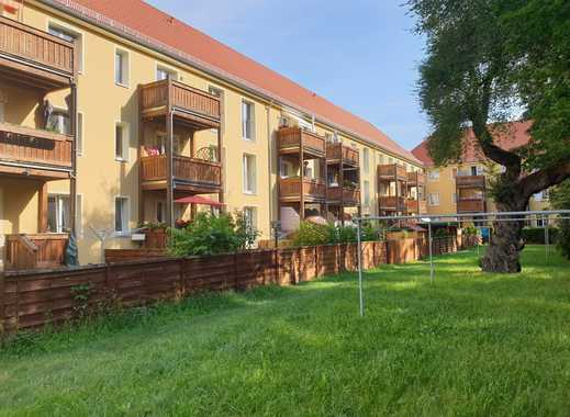 **Balkonwohnung** in gepflegter Wohnanlage mit Wannenbad