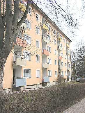 3-Zimmer-Wohnung, Freising bei München, Düwellstraße in Freising