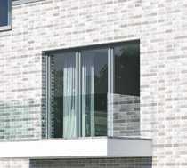 Familienfreundliche Wohnung mit Balkon