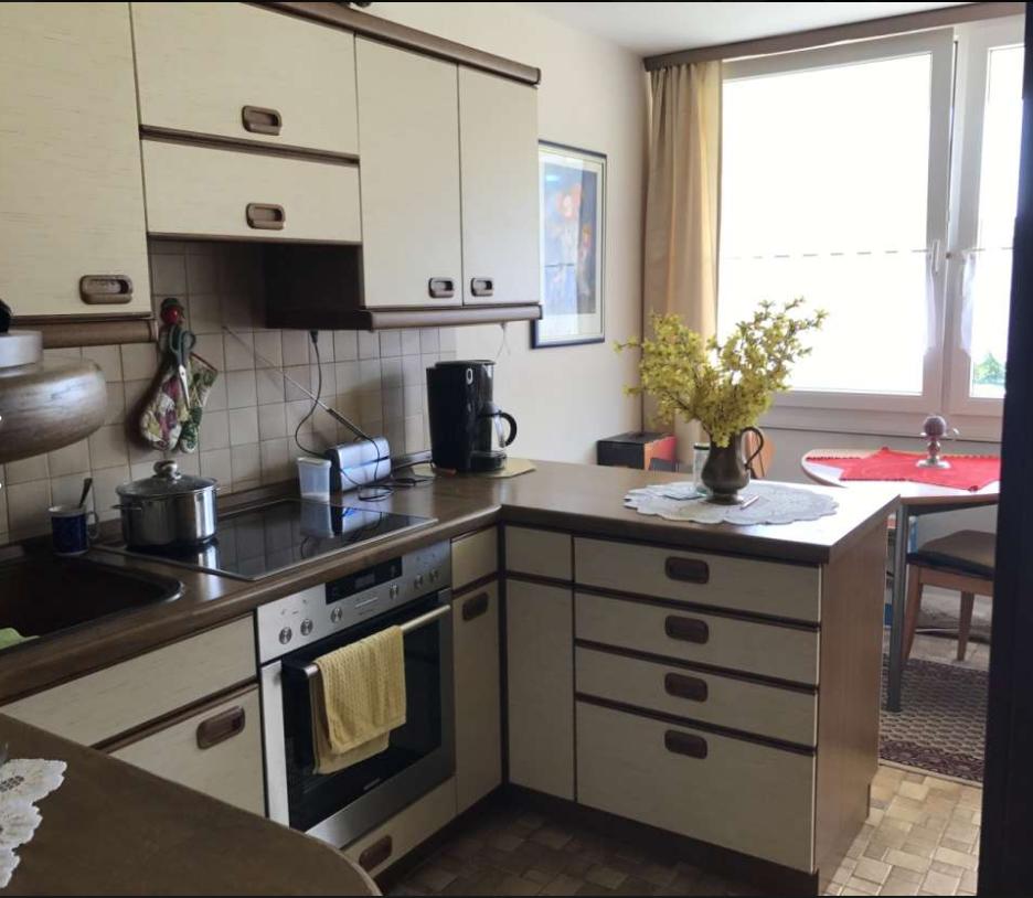 Schöne, geräumige zweizimmer Wohnung zentral in Germering