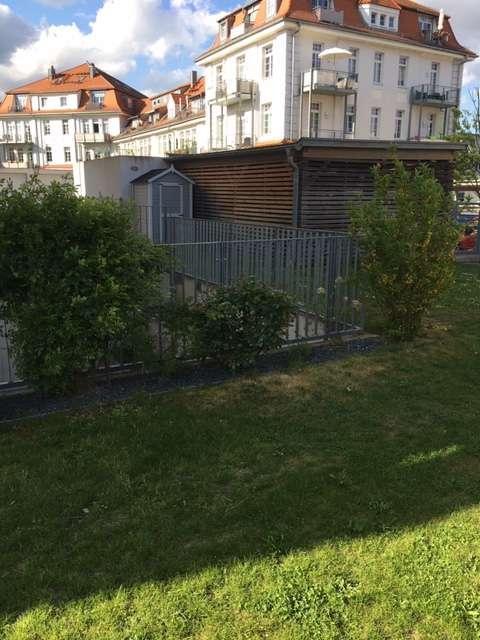 *Schicke 5-Zimmer Maisonette Wohnung/Büro und Stellplatz* - in der Fürther Südstadt in