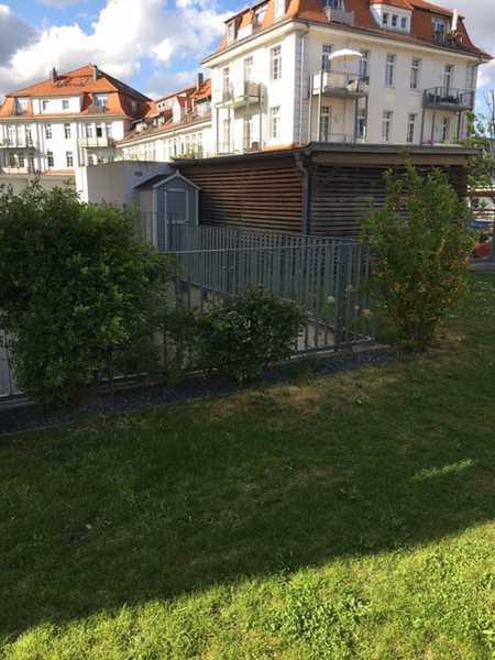 *Schicke 5-Zimmer Maisonette Wohnung/Büro und Stellplatz* - in der Fürther Südstadt in Südstadt (Fürth)