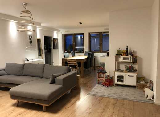 Deutz, moderne 3-Zimmer-Wohnung in direkter Rheinlage