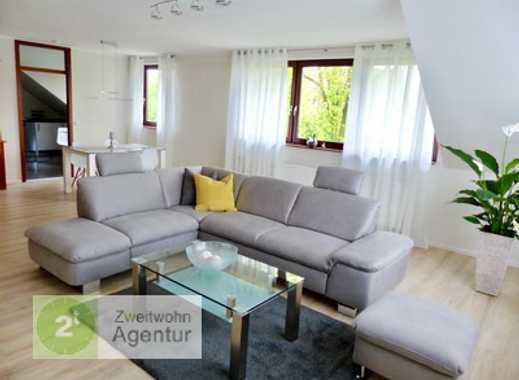 Neu möblierte 2-Zimmer-Wohnung mit Internet, Ratingen-Ost, Peter-Kraft-Str.