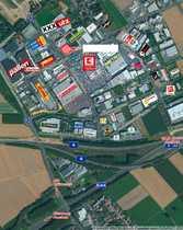 Bild Großzüzige Teilfläche eines Gewerbeobjektes in Würselen
