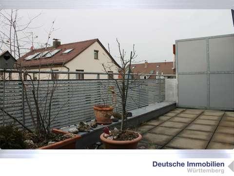 4 Zimmer Maisonette Wohnung Mit Balkon Dachterrasse Und 2 Tg