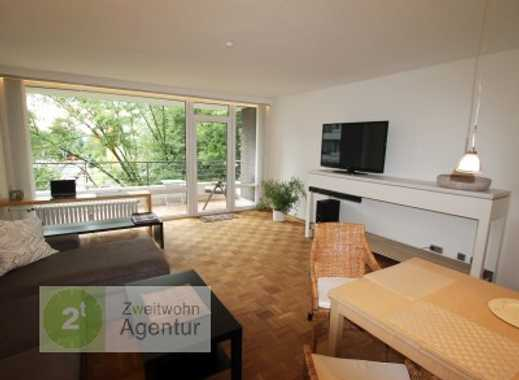 Großzügig möbliertes Apartment mit Internet, Düsseldorf-Lörick, Wickrather Str.