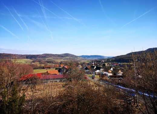 Erstbezug nach Sanierung mit Balkon: schöne 4-Zimmer-Wohnung in Ermreuth