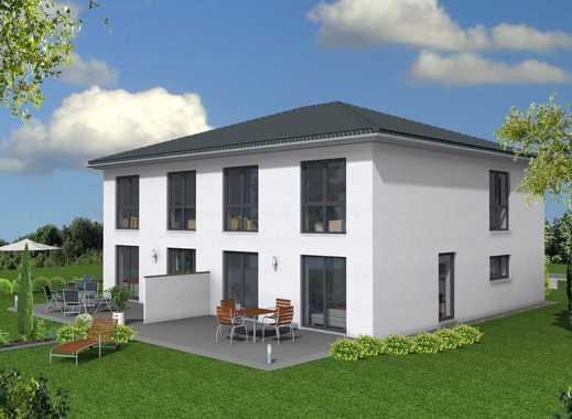 Neubau-noch eine moderne DHH-Nähe Bhf Falkensee!