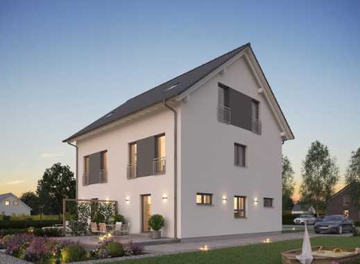 Neue, moderne Haushälfte in Heidenau am Rand von Dresden - ca. 1.100,-€ Bankrate / Monat