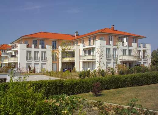 hochwertige 2-Zimmer-Eigentumswohnung mit Südwest-Terrasse! Nur 250m bis zum Strand!