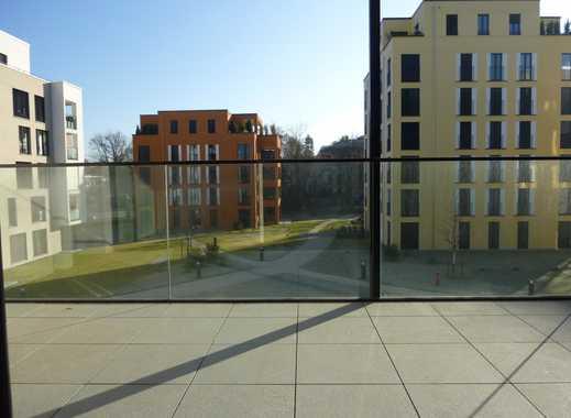 Schicke Wohnung mit Blick zur Villa Mumm