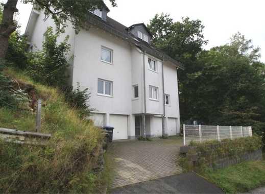 4-ZKB Maisonettewohnung + Balkon (WBS erforderlich) in Siegen-Eiserfeld!