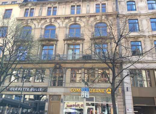 Am Hauptbahnhof ! High-End-Luxuswohnung in Innenstadtlage - Designer-Möblierung - ALL INKL.