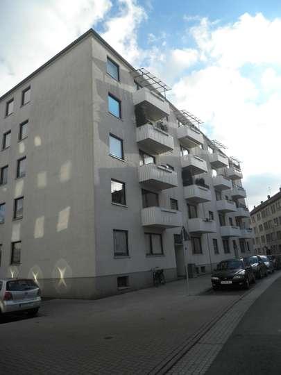 Schöne 2-Zimmer Wohnung in der Südstadt, Große Barlinge 55
