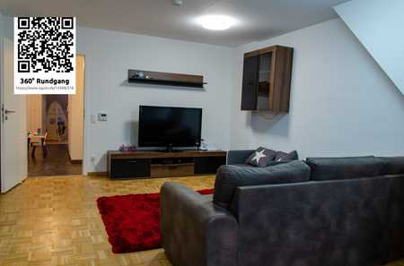 neuwertige, attraktive 4 - Zimmerwohnung, Nähe Innenstadt in Sulzbach-Rosenberg