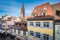 Freiburg-Altstadt denkmalgeschütztes Wohn- und Geschäftshaus