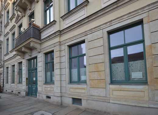 1-Raum-Altbauwohnung in der Dresdner  Neustadt zur Kapitalanlage