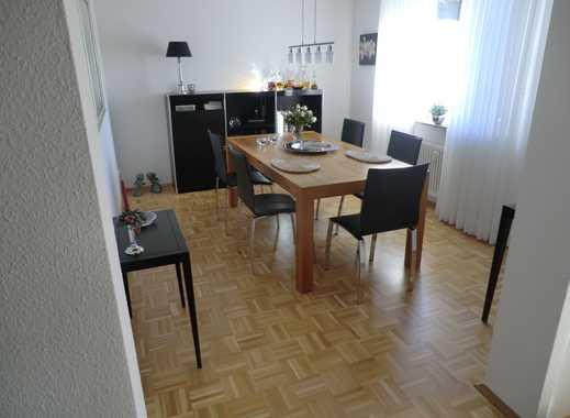 Vollständig renovierte 3,5-Zimmer-Wohnung mit Balkon