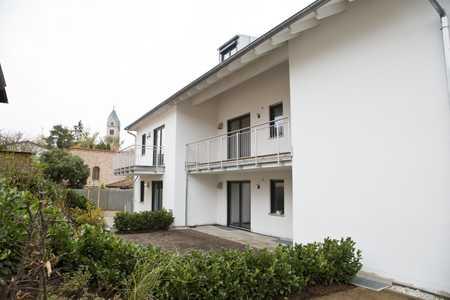 Moderne 2-Zimmer-Wohnung mit Gartenanteil in Zentrumsnähe in Kernstadt (Straubing)