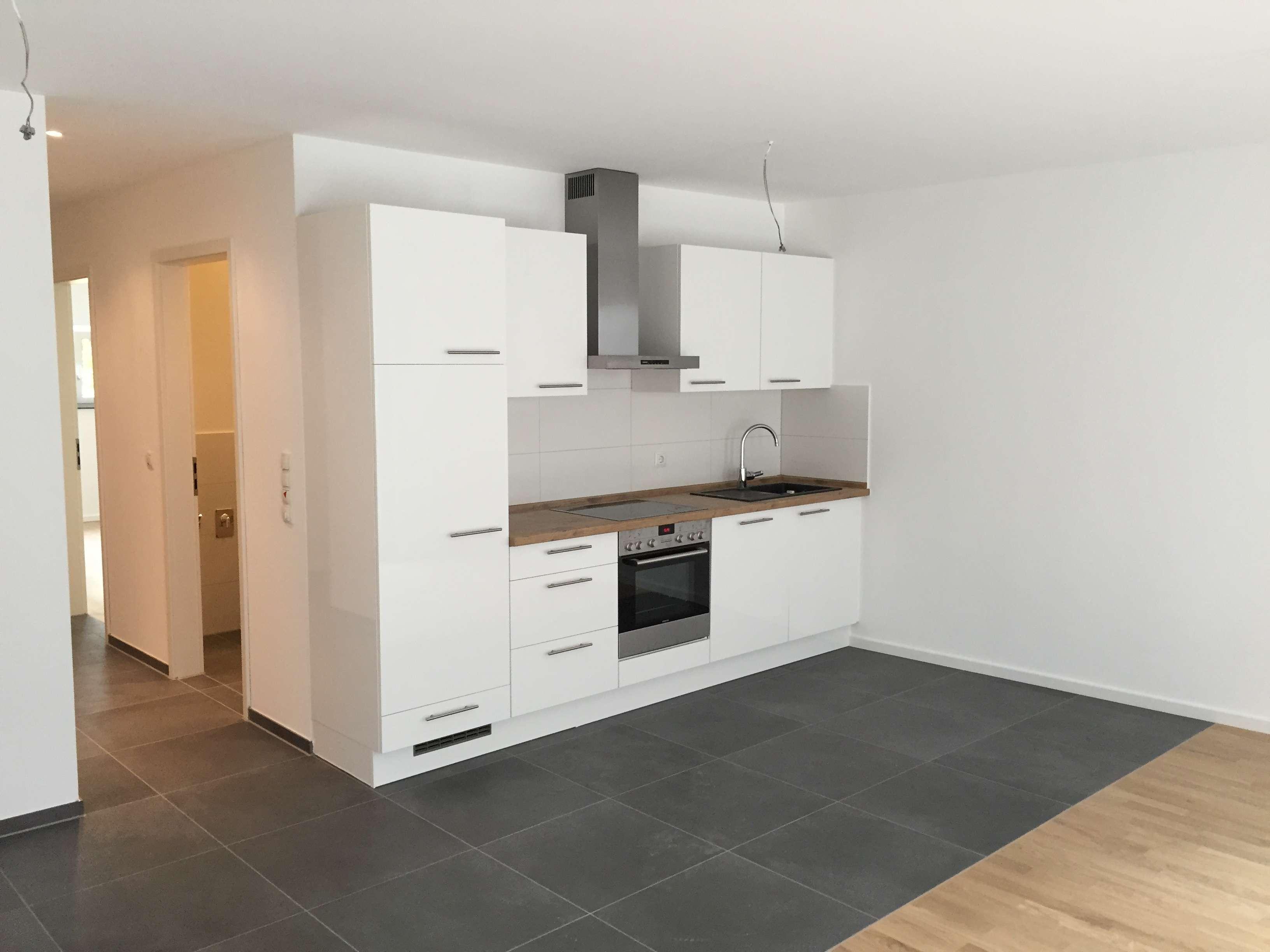 Neuwertige, 2-Zimmer-Wohnung mit Terrasse, exklusiver Einbauküche & Stellplatz in absoluter Citylage in Erlangen - Zentrum (Erlangen)
