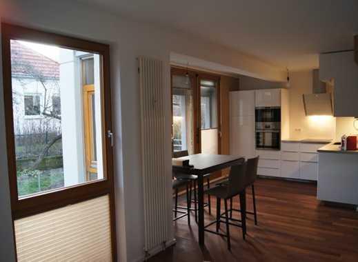 liebevoll möblierte & kernsanierte 2 Zimmerwohnung für Geschäftsleute, Pendler, Wochenendheimfahrer