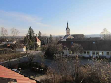 4 ZKB im Dachgeschoss mit freiem Ausblick in Hausen (Kelheim)