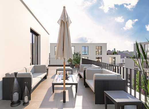 Wohnqualität pur: Traumhaftes Penthouse in Halbhöhenlage mit 2 Dachterrassen