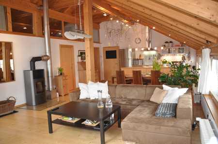 Hochwertige Loft-Wohnung mit Einbauküche in Teisbach in Dingolfing