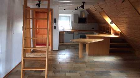 Exklusive, gepflegte 2-Zimmer-Maisonette-Wohnung mit EBK in Ingolstadt in Mailing (Ingolstadt)