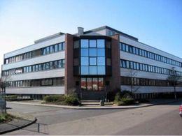 Bürogebäude, Fassadenansicht