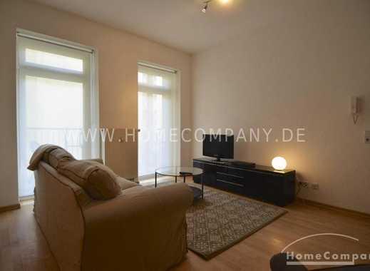 Moderne, möblierte Wohnung mit Balkon in Berlin Prenzlauer Berg