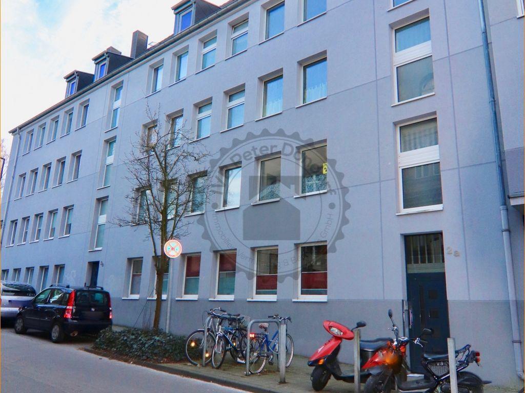 Eckenberger Str., Aachen-Burts