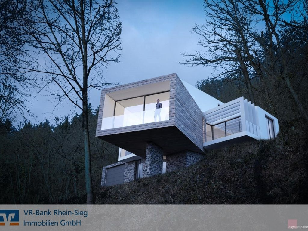 Immobilien Bad Honnef der thron grundstück in traumlage bad honnef rhöndorf