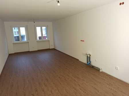 Freundliche 2,5-Zimmer-Wohnung in Bahnhofsnähe in Weilheim in Oberbayern