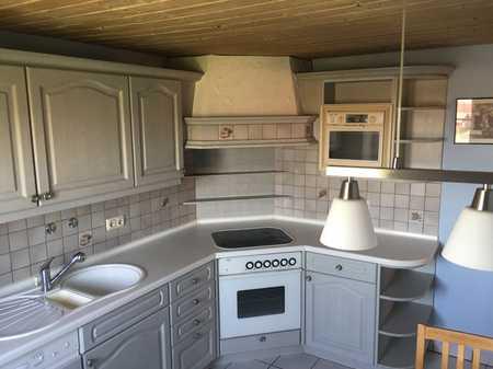 Exklusive 3,5-Zimmerwohnung mit Fernblick ins Saaletal in Hohenroth