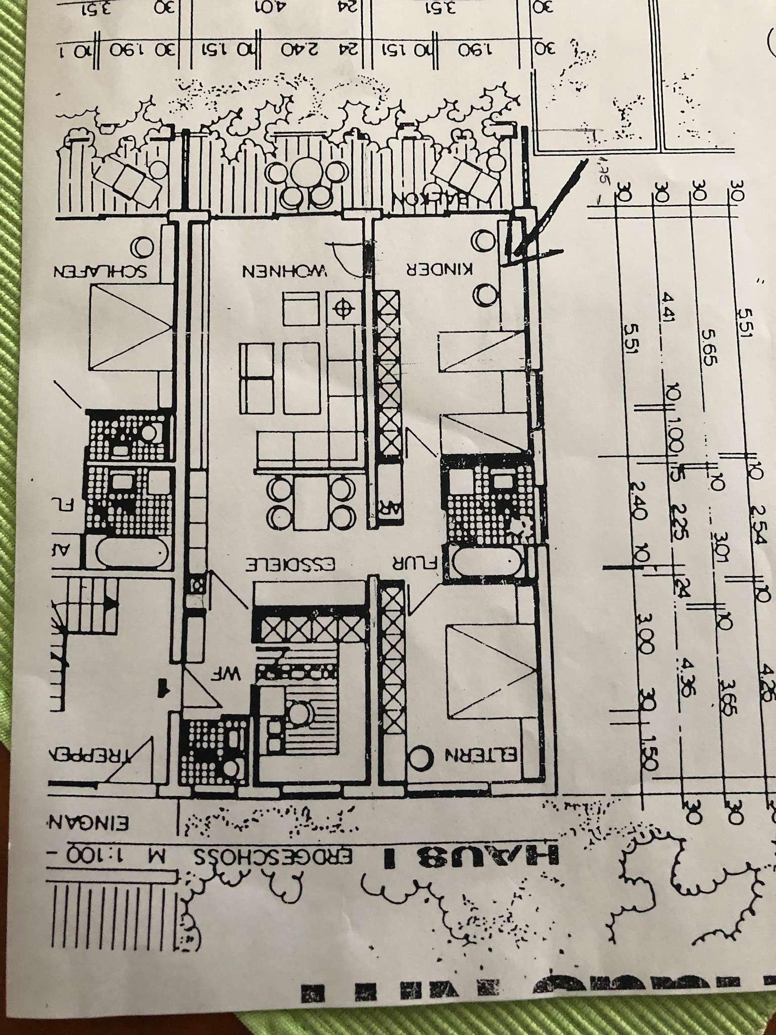 Gepflegte 3-Zimmer-Erdgeschosswohnung mit Balkon in Lauf an der Pegnitz