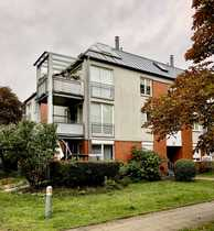 Schöne 2-Zimmer-Wohnung mit Terrasse im