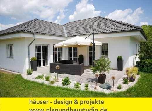 Neubau eines exklusiven Bungalow in Bad Pyrmont Holzhausen