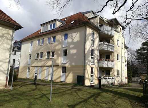 Sonnige 2-Zimmer-Wohnung mit Balkon,  Aufzug,  TG-Stellplatz in Dresden-Blasewitz,
