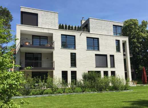 Grunewald: Exklusiver Neubau mit 7 Whg., Remise & TG. Penthouse & Remise auf Wunsch auch unvermietet