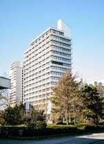 OLYMPIA TOWER - Businesswohnen mit Blick
