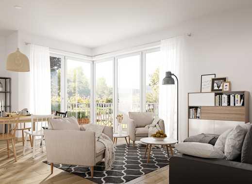 **Penthouse Neubauwohnung mit Kamin, Dachterrasse & Fahrstuhl bis in die Wohnung nähe Ku'damm**