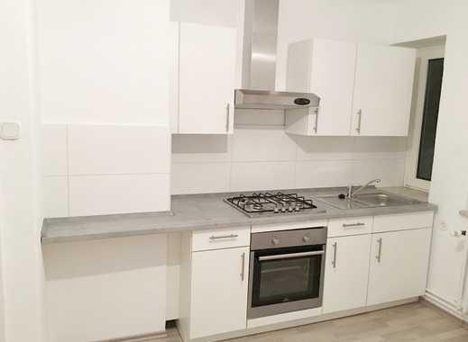EG-Wohnung mit EBK + renoviert: bei Anmietung bis zum 01.09.18 1. Monat mietfrei wohnen