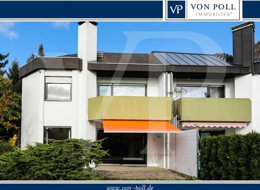 VON POLL - BAD HOMBURG: Großzügige Doppelhaushälfte nahe am Jubiläumspark