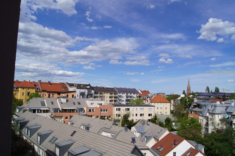 Über den Dächern Münchens- Erstbezug nach hochwertigster Komplettsanierung in Au (München)