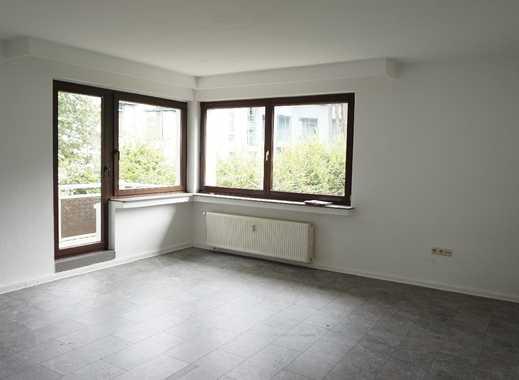Geräumige Dachgeschosswohnung mit Balkon!